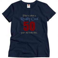 Cool 50 year old
