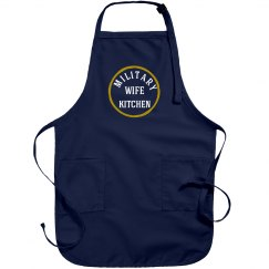 Military wife apron
