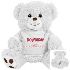 Boyfriend Love Bear