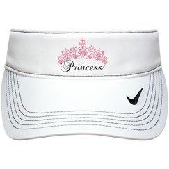 Princess-visor