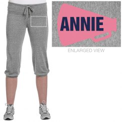 Annie's Cheer Capris