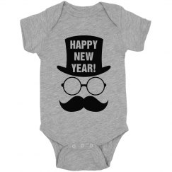 Happy New Year's Baby Gentleman