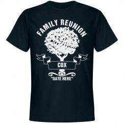 COX FAMILY REUNION