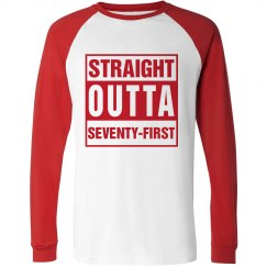 Straight outta 71st!!!
