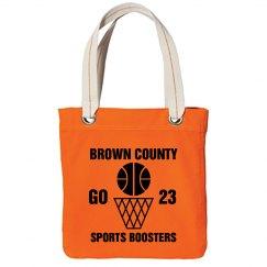 Basketball Boosters Bag