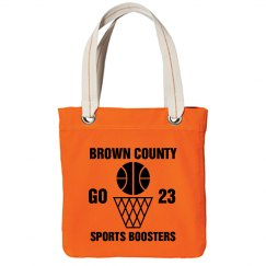Basketball Boosters Bag