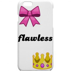 tell people your flawless