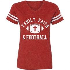 Faith, Family, & Football