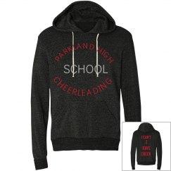 Parkland cheer jacket
