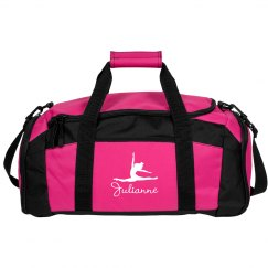 Dance Bag Custom Name