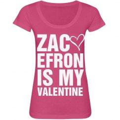 Zac Is My Valentine