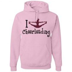 I Love Cheerleading