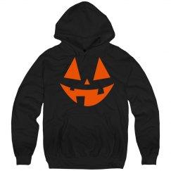 Jack-O-Lady Halloween