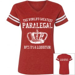 PARALEGAL LADIES THIS ONE IS YOURS