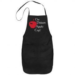 Poison Cafe Apple Apron
