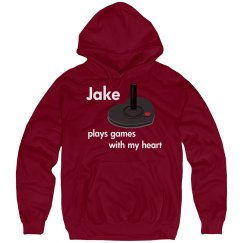 Jake Plays Games