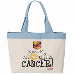 KMAC CANCER TOTE BAG