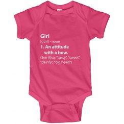 Girl Definition