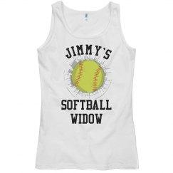 Softball Widow