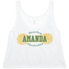 Amanda Cheerleader