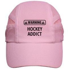 Warning Hockey Addict