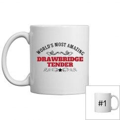 Drawbridge tender