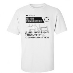 2017 MYTI Mens T-shirt - White
