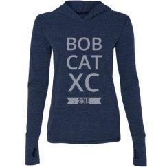 Bobcat XC Hoodie Pullover