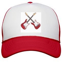 Music Man Peak Cap