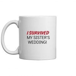 Survived sister's wedding