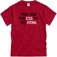 The CSS To My HTML