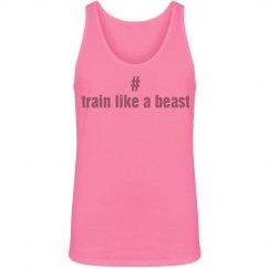 Hashtag Workout Tank