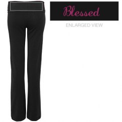 Blessed yoga pant