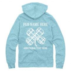 Custom Irish Pub Small Business