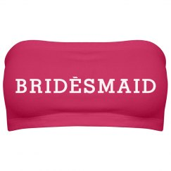 A Trendy Bridesmaid