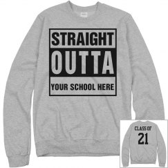 Graduate Sweatshirt '17