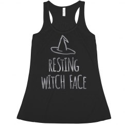 Resting Bitch Face Witch