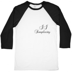 JJ Baseball tees