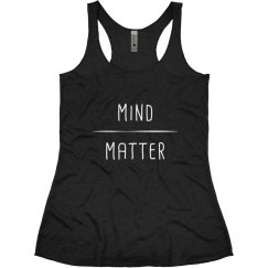 Mind Over Matter Racing Motivation