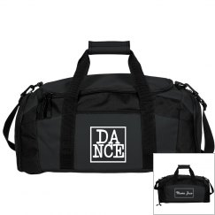 Maria Jose's dance bag