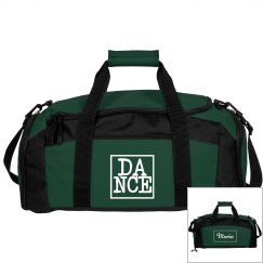 Maria's dance bag