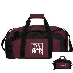 Agustina's dance bag