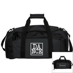 Montserrat's dance bag