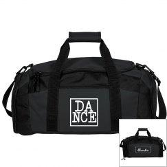 Claudia's dance bag