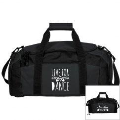 Amalia's ballet bag