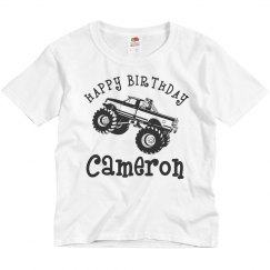 Happy Birthday Cameron!