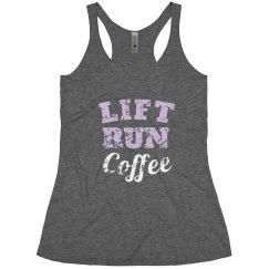 Lift, Run, Coffee