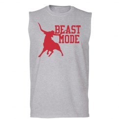 Beast Mode Sleeveless