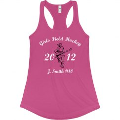 Field Hockey Tank