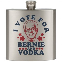 Vote for Bernie and Vodka